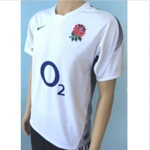 Mens Nike Rugby Top Rugbeia Floreat Ubique Shirt S